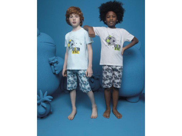 Пижама для мальчика Donella арт. 11541