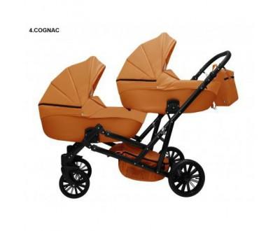 Детская коляска для двойни MIKRUS GEMELLO 04