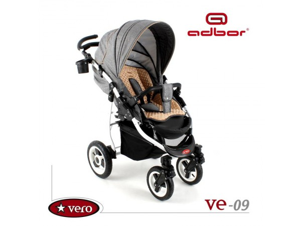 Детская прогулочная коляска Adbor Vero VE 09