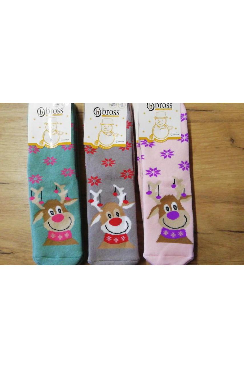 Детские носки для девочки Bross арт. 17586