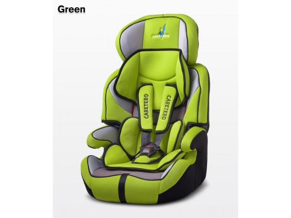 Детское автокресло Caretero Falcon green 9-36 кг