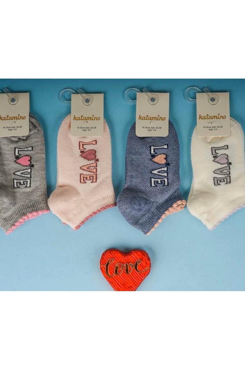 Детские носки для девочки ARTI_katamino арт. k20169
