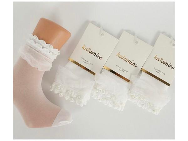 Детские носки - капрон для девочки ARTI_katamino арт. k22093