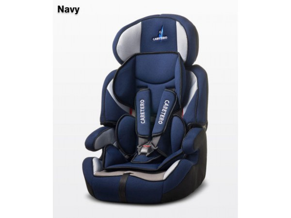 Детское автокресло Caretero Falcon navy 9-36 кг
