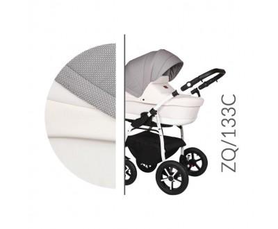 Детская универсальная коляска 2 в 1 Baby Merc Zipy Q ZQ/133C