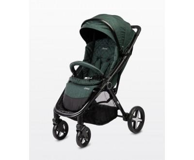 Детская прогулочная коляска Caretero Colosus green