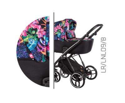 Детская универсальная коляска 2 в 1 Baby Merc La Rosa LR/09B