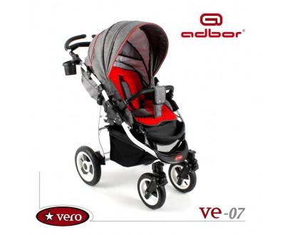 Детская прогулочная коляска Adbor Vero VE-07