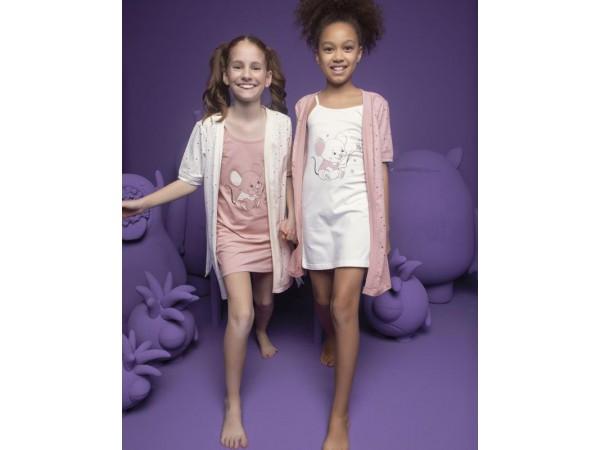 Пижама для девочки Donella арт. 10080