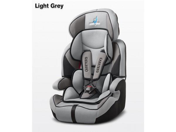 Детское автокресло Caretero Falcon grey 9-36 кг