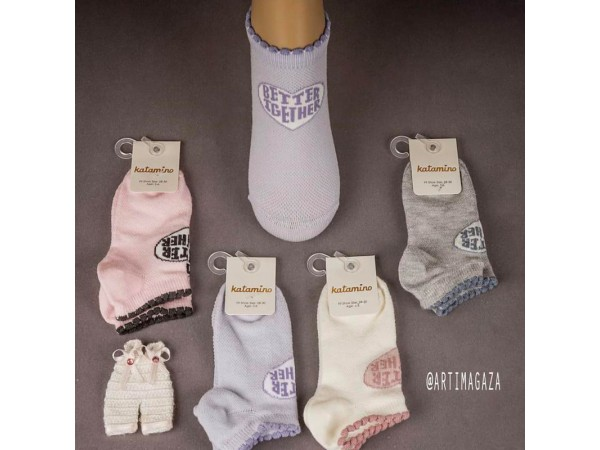 Детские носки для девочки ARTI_katamino арт. k20168