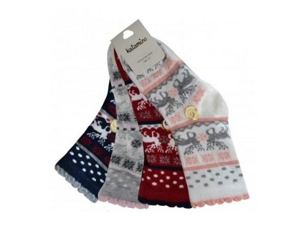 Детские носки для девочки ARTI_katamino арт.K20034