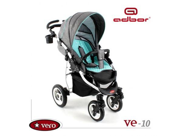 Детская прогулочная коляска Adbor Vero VE 10