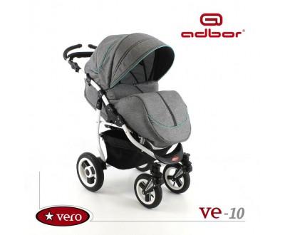 Детская прогулочная коляска Adbor Vero VE-10