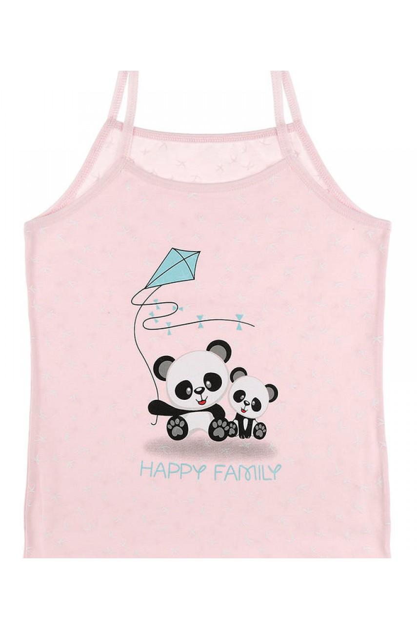 Детские майки для девочек Donella арт. 43631EP