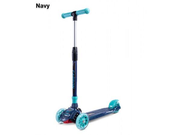 Самокат Caretero Carbon navy