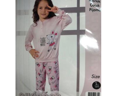 Пижама для девочки Aydogan арт. 1397