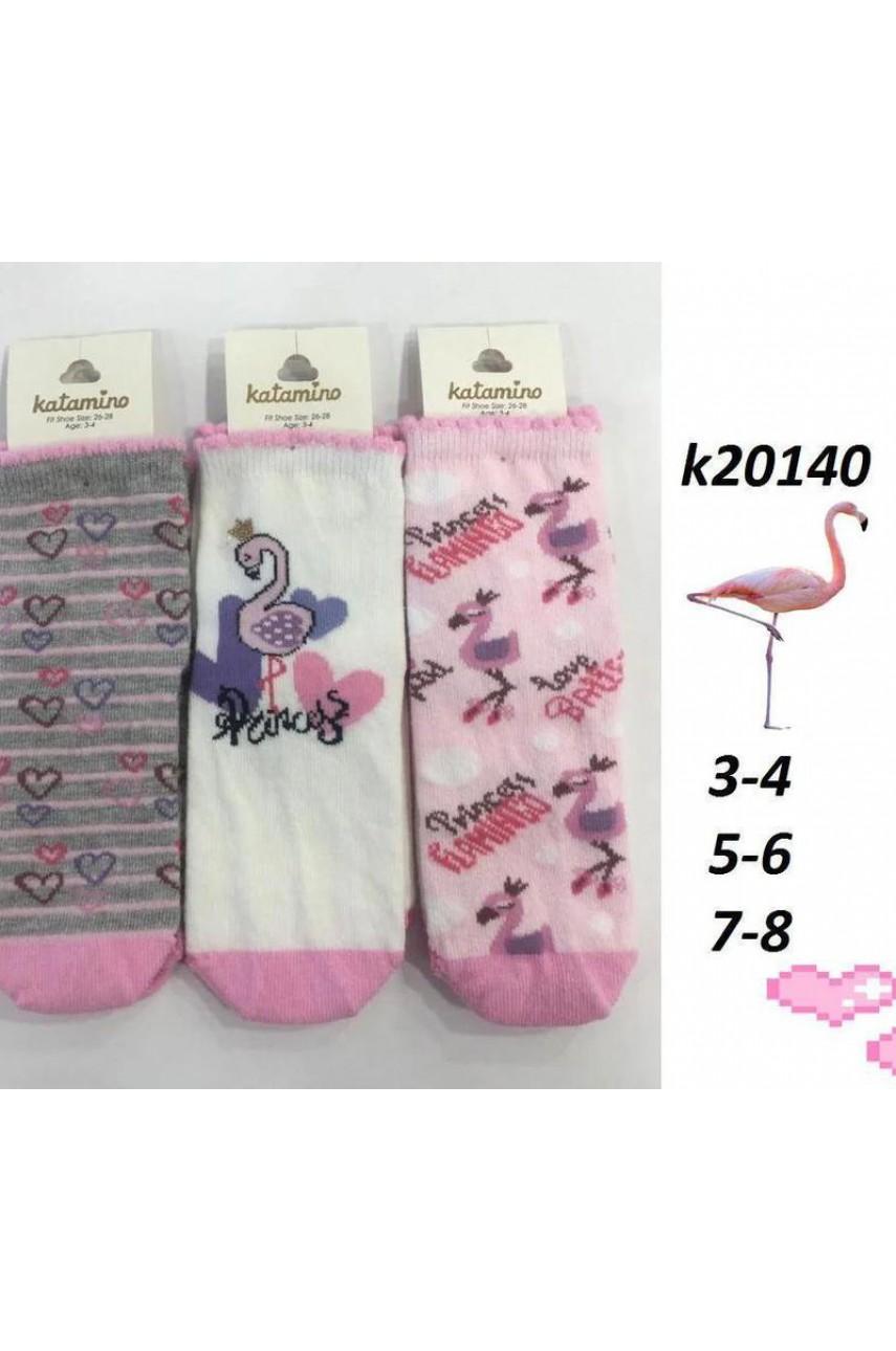 Детские носки для девочки ARTI_katamino арт. k20140