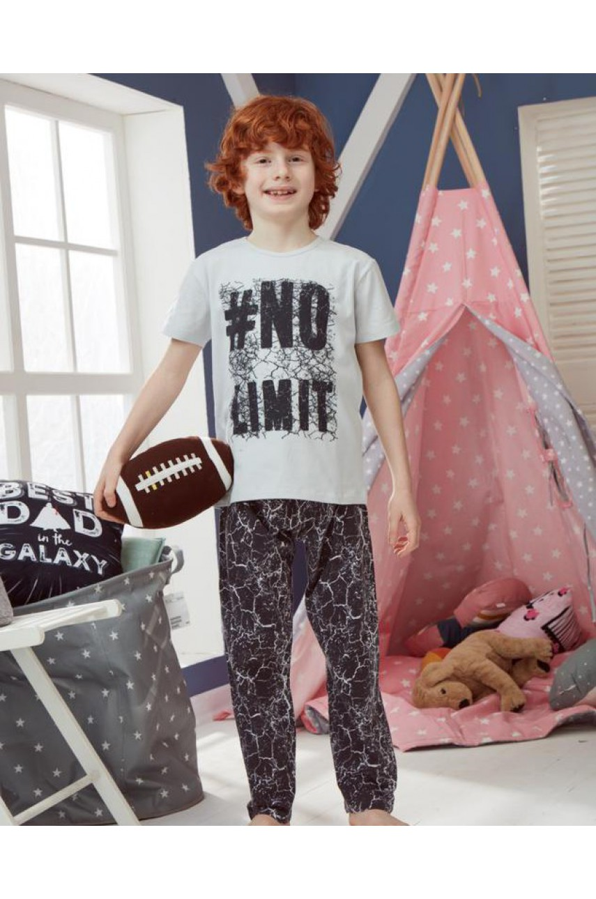 Пижама для мальчика Donella арт. 11520