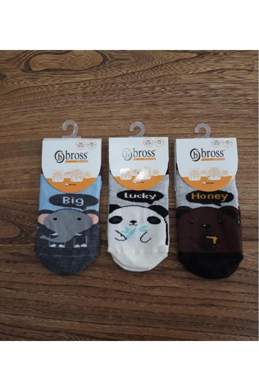 Детские носки для мальчика Bross арт. 14021