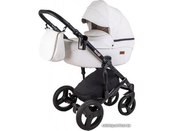 Детская универсальная коляска 2 в 1 Mikrus Genua 15
