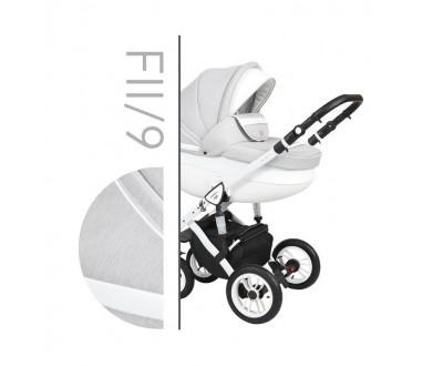 Детская универсальная коляска 2 в 1 Baby Merc Faster Style 2 Fll/9C