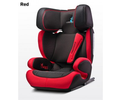 Детское автокресло aretero Huggi Isofix red 15-36 кг