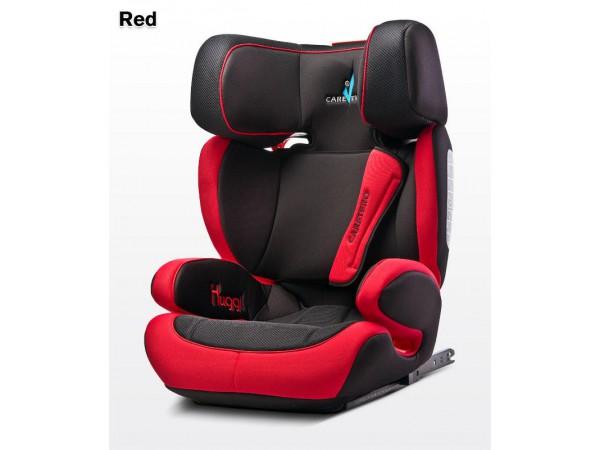 Детское автокресло Caretero Huggi Isofix red 15-36 кг