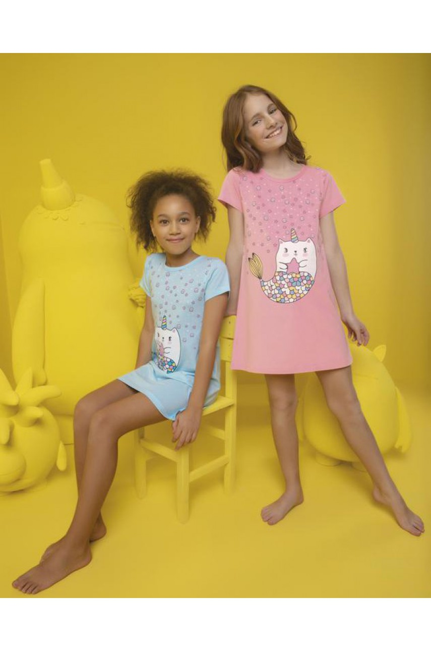 Пижама для девочки Donella арт. 10076