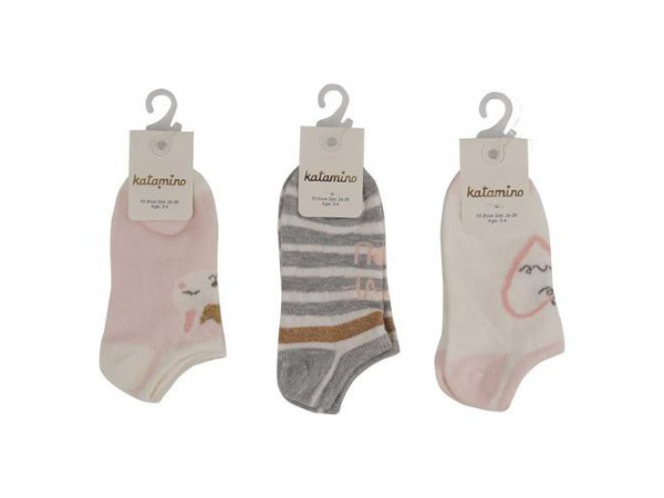 Детские носки для девочки ARTI_katamino арт. k20172