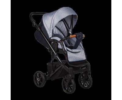 Детская универсальная коляска 2 в 1 Baby Merc Mosca MO/05B