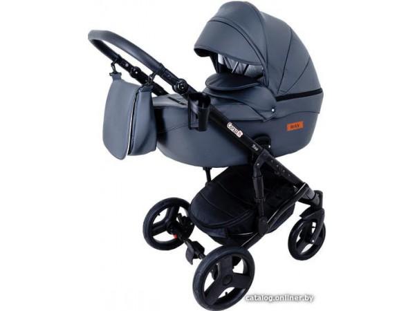 Детская универсальная коляска 2 в 1 Mikrus Genua 21