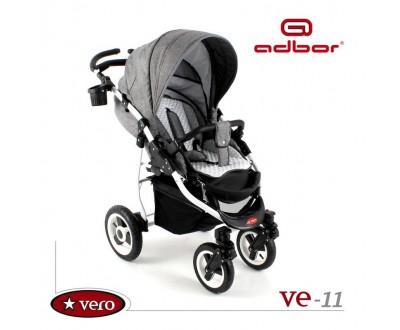 Детская прогулочная коляска Adbor Vero VE-03