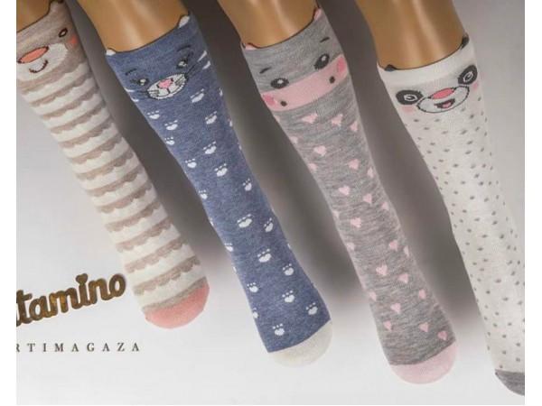 Детские носки для девочки ARTI_katamino арт. k12024