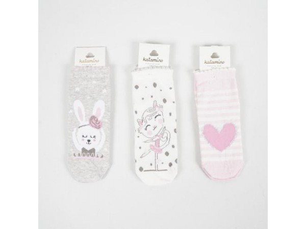 Детские носки для девочки ARTI_katamino арт. k20174