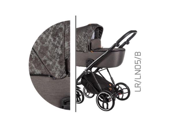 Детская универсальная коляска 2 в 1 Baby Merc La Rosa LR/05B