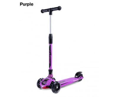 Самокат Caretero Carbon purple