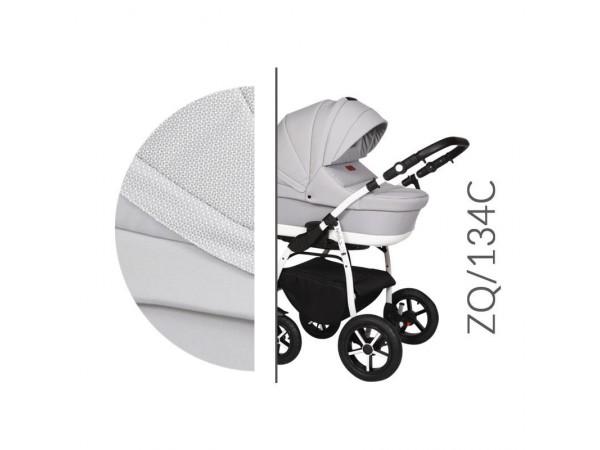 Детская универсальная коляска 2 в 1 Baby Merc Zipy Q ZQ/134C