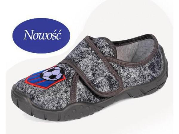 Детские текстильные тапочки Raweks Tomek T50, 25-35 (11пар)