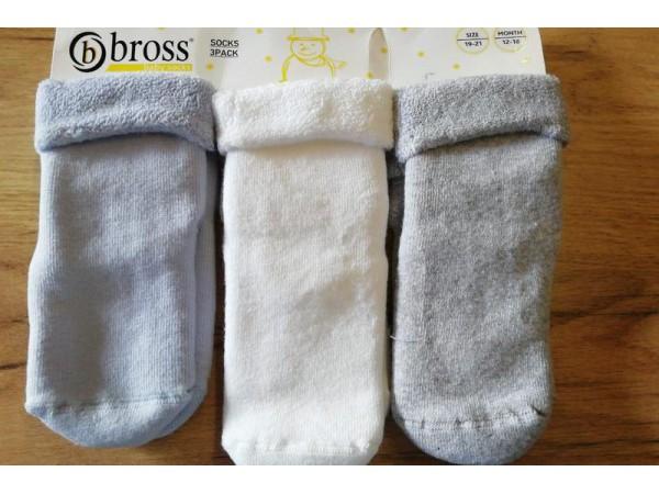 Детские носки для младенцов Bross арт. 09557