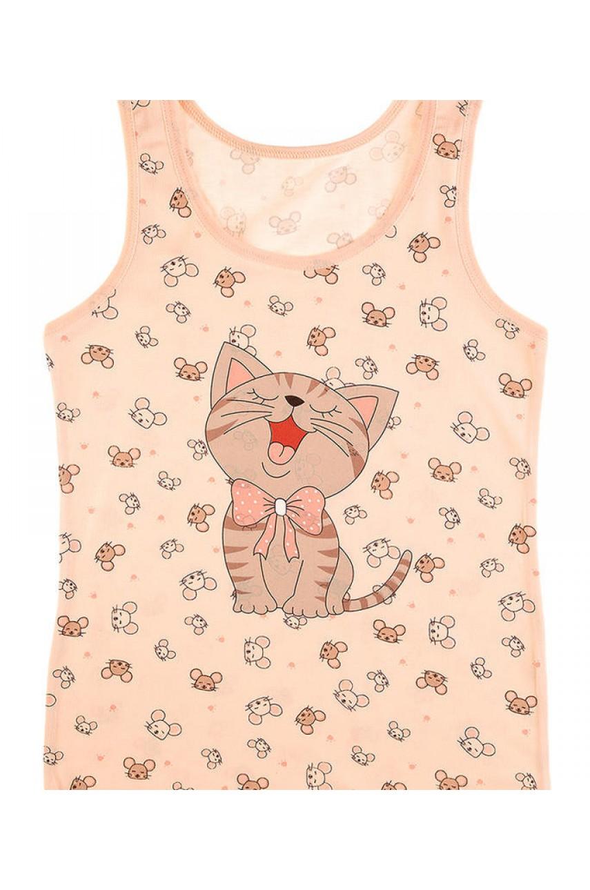 Детские майки для девочек Donella арт. 49679PF