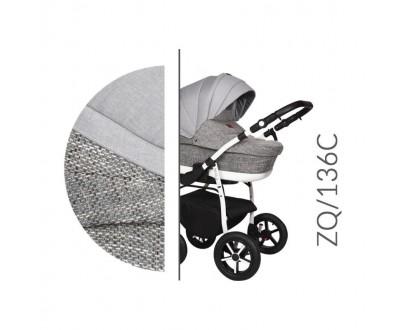 Детская универсальная коляска 2 в 1 Baby Merc Zipy Q ZQ/136C