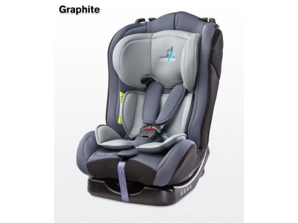 Детское автокресло Caretero Combo graphite 0-25 кг