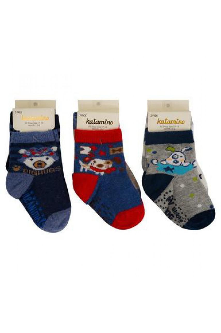 Детские носки для младенцов ARTI_katamino арт. k44037