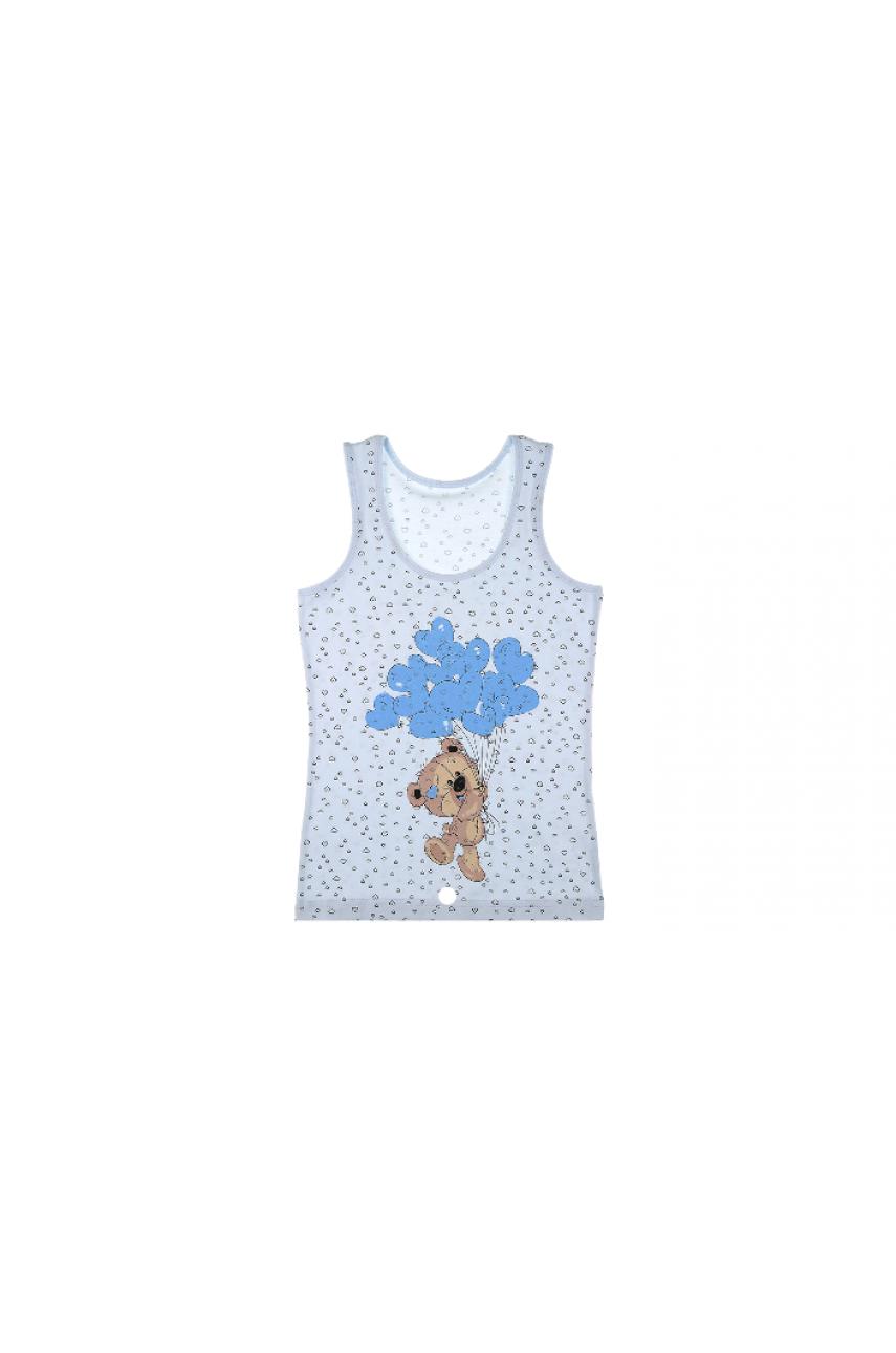 Детские майки для девочек Donella арт. 43482BFB