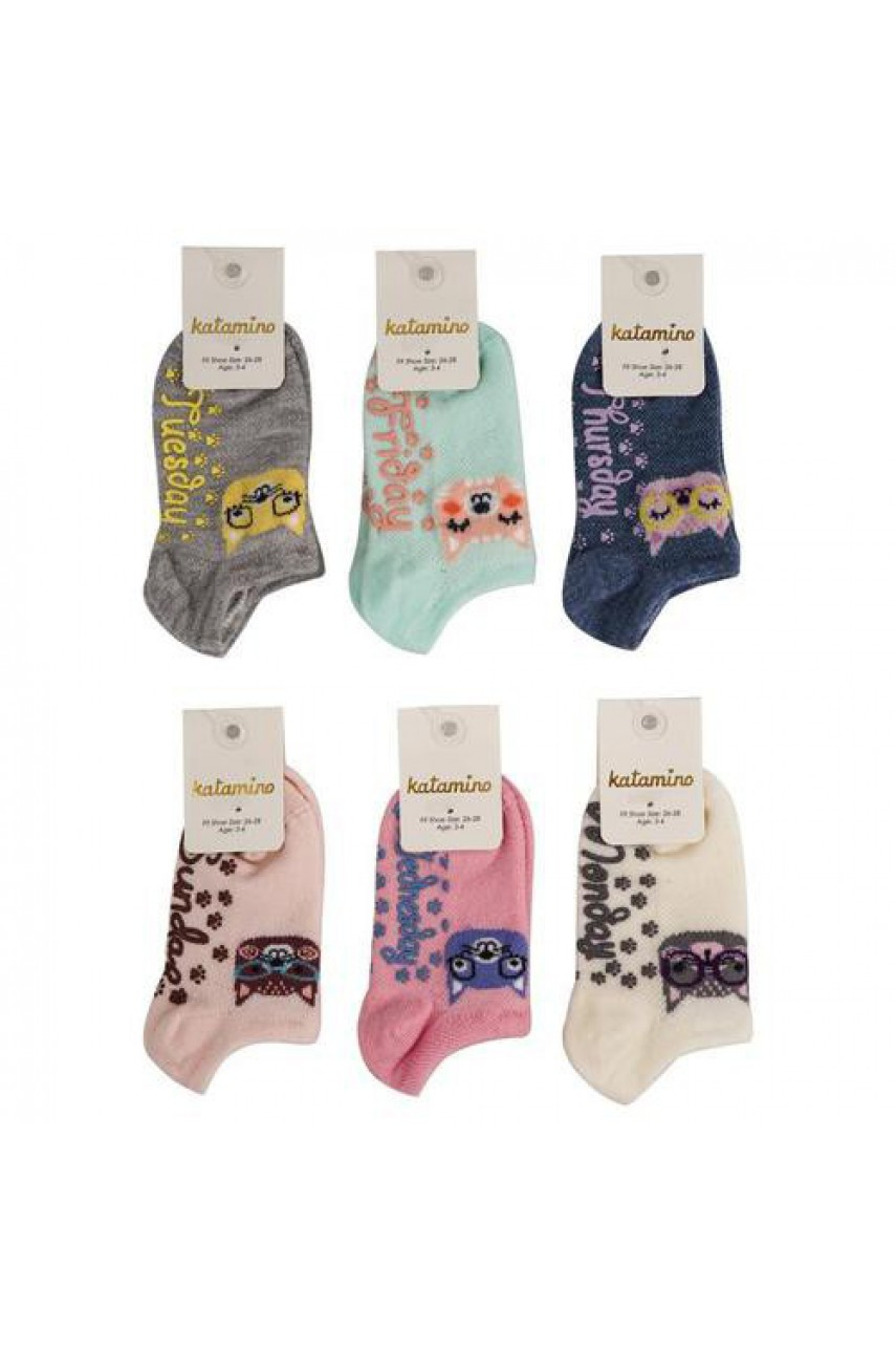 Детские носки для девочки ARTI_katamino арт. k20156