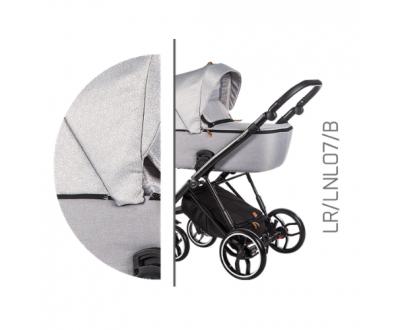 Детская универсальная коляска 2 в 1 Baby Merc La Rosa LR/07B
