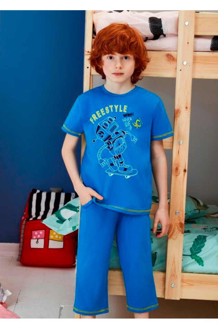 Пижама для мальчика Donella  арт. 11517