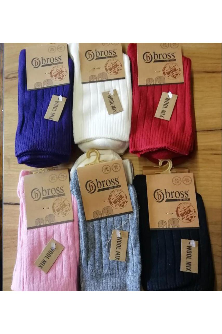 Детские носки для девочки Bross арт. 13328