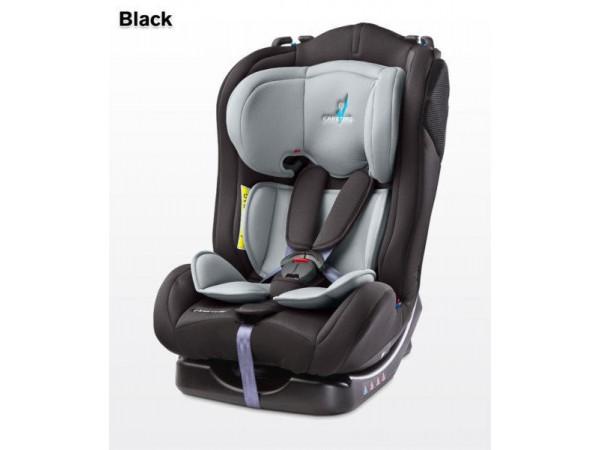Детское автокресло Caretero Combo black 0-25 кг